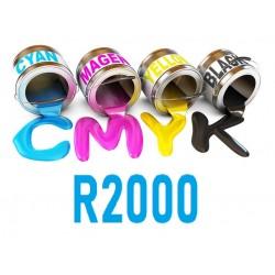 encre UV 250 ml 500 ml 1000 ml epson R2000 R1800