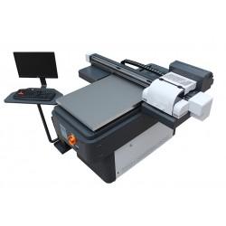 Imprimante UV A plat Format A1+ 60 cm par 90 cm double LED 2 têtes d'impression EPSON DX10