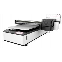 Imprimante UV à plat 2018 double DX10 60 par 90 cm double LED