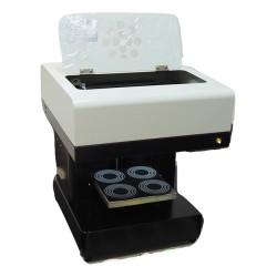 Imprimante à café wifi imprime 4 café à la fois impression café couleurs