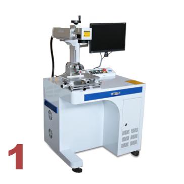 Vue general imprimante laser fibre