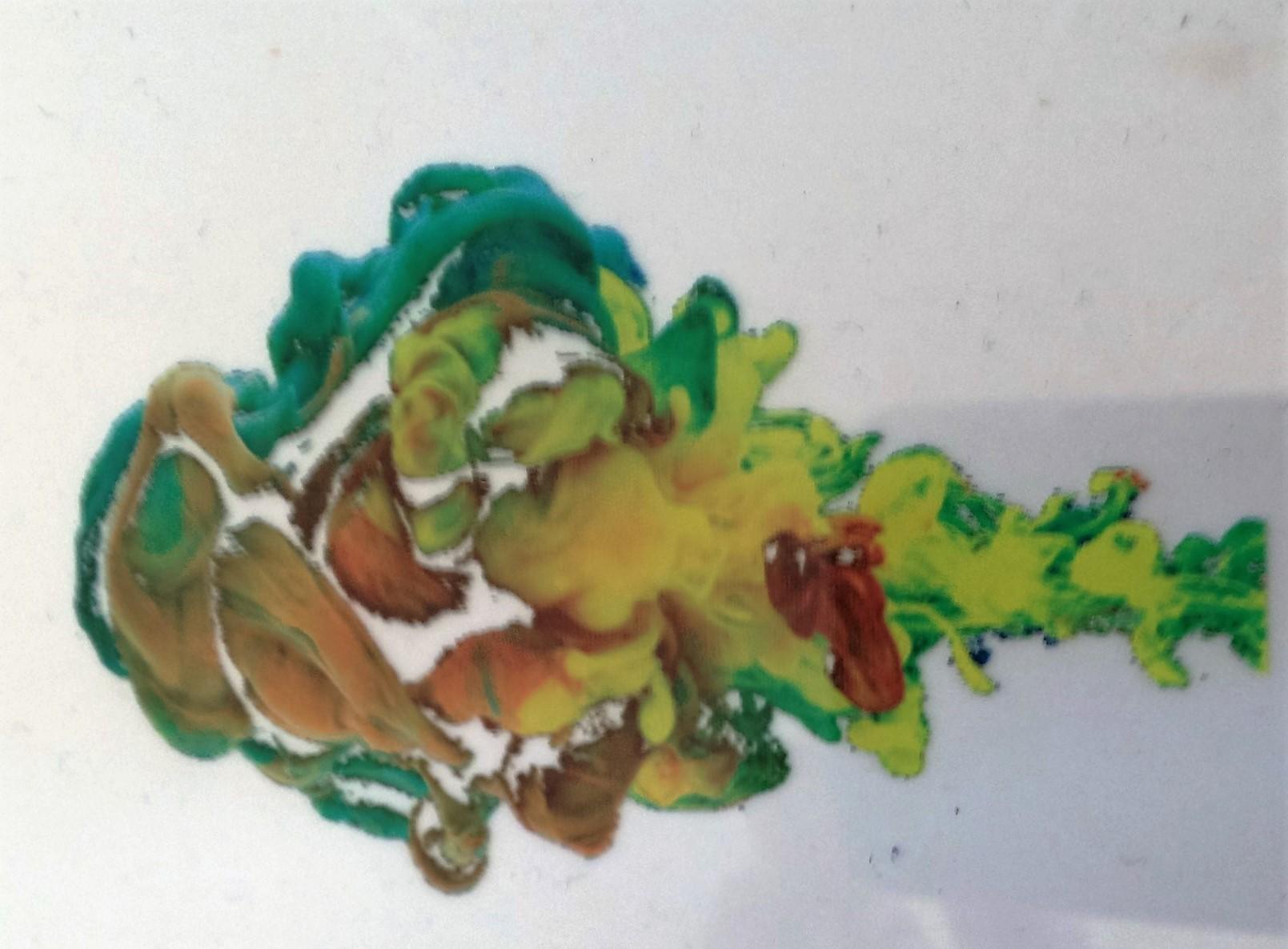 impression uv mirroir sous couche couleurs 1 couche de blanc support plastique