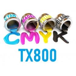 Encre UV 6 couleurs TX800 Epson uv print france