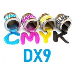 Encre UV 6 couleurs DX9 Epson uv print france