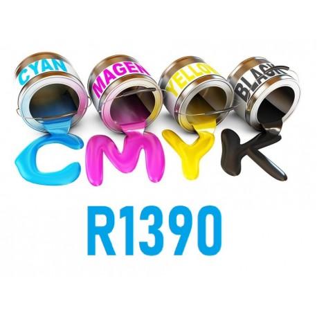 encre 6 couleur 250 ml, 500 ml, 1000 ml EpsonR1390