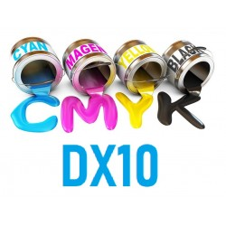 encre 6 couleur 250 ml, 500 ml, 1000 ml Epson DX10
