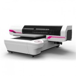 Imprimante UV A1 3 tête d'impression XAAR 2400dpi