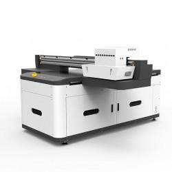 Imprimante UV à plat grande taille 100 cm par 130 cm table vide