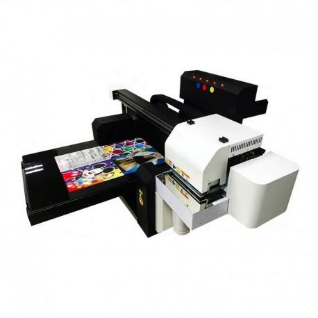 Imprimante UV MiniMax 60 cm par 90 cm double tête d'impression