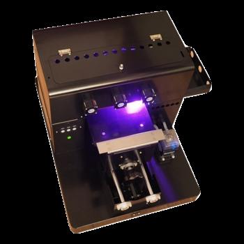 imprimante a plat coque de téléphone