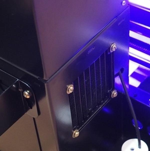 ventilation imprimante uv à plat pour smartphone